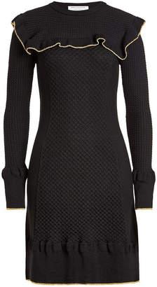 Philosophy di Lorenzo Serafini Virgin Wool Dress