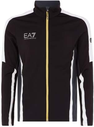Giorgio Armani Ea7 Thermal Logo Jacket