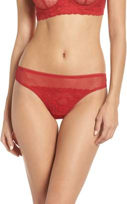 ADDICTION NOUVELLE LINGERIE Too Hot to Handle Tanga Panties
