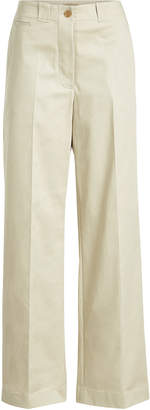 Burberry Eastcote Cotton Pants