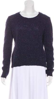Theory Wool & Mohair-Blend Sweater