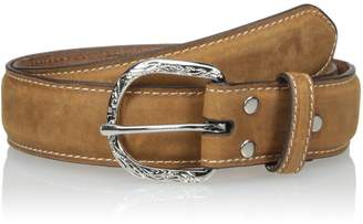 Nocona Belt Company Belt Co. Men's Distressed Basic Buckle
