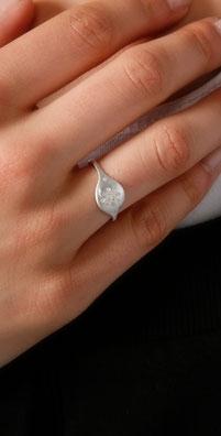 St. Kilda Silver Clara Ring