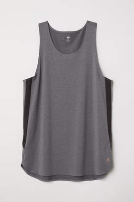H&M Running Tank Top - Gray