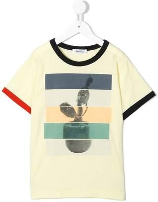 Familiar cactus print T-shirt