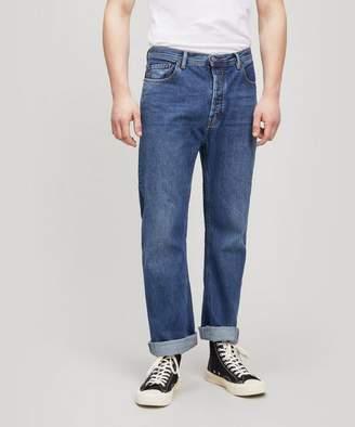 Acne Studios Land Mid-blue Jeans