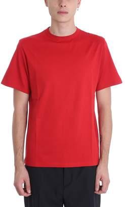 Golden Goose Golden Red Cotton T-shirt