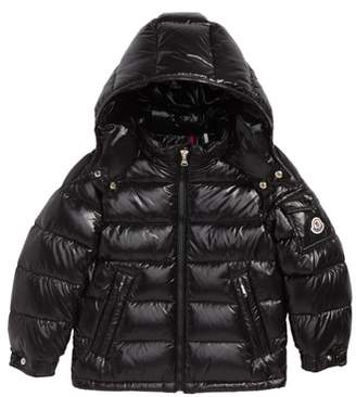 Moncler Maya Hooded Down Jacket
