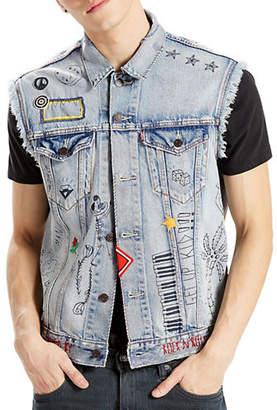 Levi's Limited Edition Celebration Vest