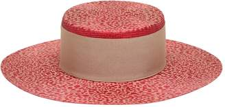 Alex Straw Boater Hat