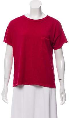 Rag & Bone Crew-Neck Short Sleeve T-Shirt