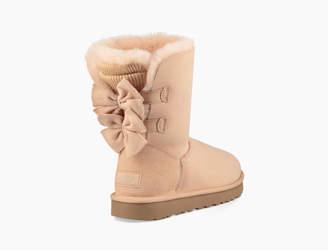 Bailey Bow Short Ruffle Boot