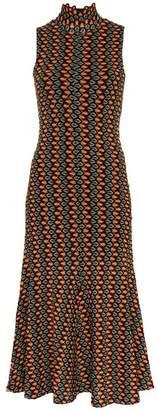Beaufille Hersilla sleeveless crochet dress
