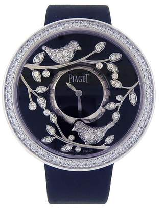 Piaget Black White gold Watches
