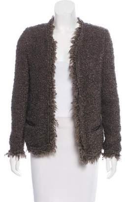 IRO Knit Bouclé Jacket