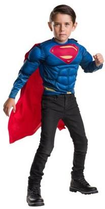 Justice Imagine League: Superman Muscle Chest Shirt