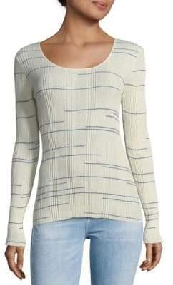 Loewe Ribbed Cotton Top