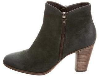 NDC Snyder Round-Toe Booties w/ Tags