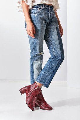 Urban Outfitters Thelma Ankle Boot $98 thestylecure.com