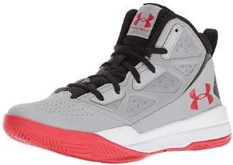 Under Armour Men's Grade School Jet Mid Basketball Shoe
