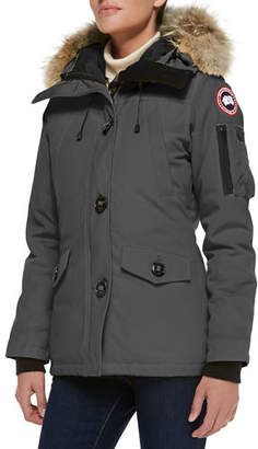 Canada Goose Montebello Parka with Fur Hood