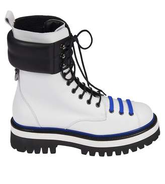 MSGM Lace-up Boots