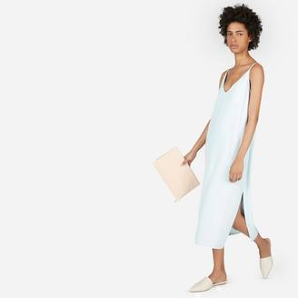The Japanese GoWeave Long Slip Dress $88 thestylecure.com