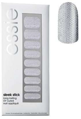 Essie Sleek Stick Nail Applique Steel The Show