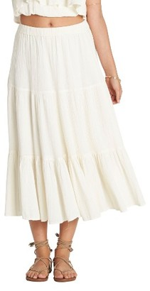 Women's Billabong Sky Views Midi Skirt $74.95 thestylecure.com
