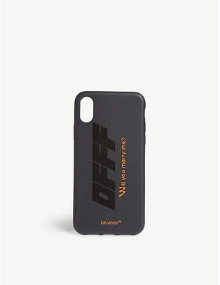 Off-White Modern Obstacles phone case