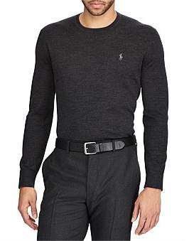 Polo Ralph Lauren Washable Slim Merino Sweater