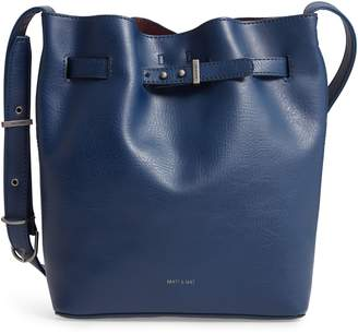 Matt & Nat Lexi Faux Leather Bucket Bag
