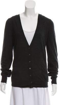 Marc Jacobs Knitted Button Up Cardigan