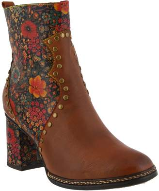 Spring Step L'Artiste by Leather Boots - Olevea