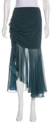 C/Meo Collective Printed Midi Skirt