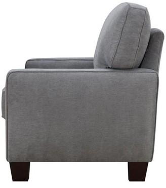 """Serta Palisades 78"""" Sofa in Gray"""
