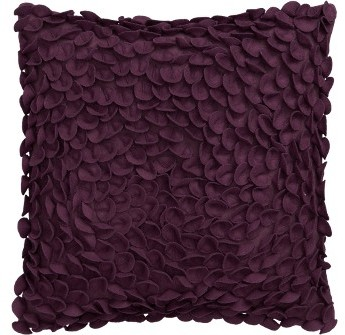 Carmen Plum Pillow