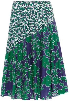 Phase Eight Eloise Printed Skirt