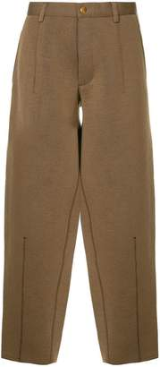 Kolor cropped loose trousers