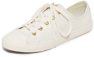 Converse Chuck Taylor All Star Dainty OX Sneakers $65 thestylecure.com