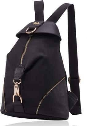 Barbie Retro Series Fashion Women's Nylon Casual Backpack BBBP047.01A