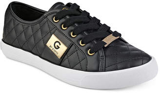 G by Guess Backer Lace-Up Sneakers Women Shoes