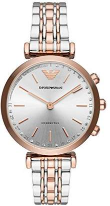 Emporio Armani Women's 'Hybrid' Quartz Stainless Steel Smart Watch