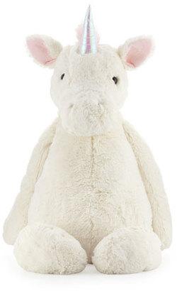 Jellycat Really Big Bashful Unicorn, Cream $105 thestylecure.com