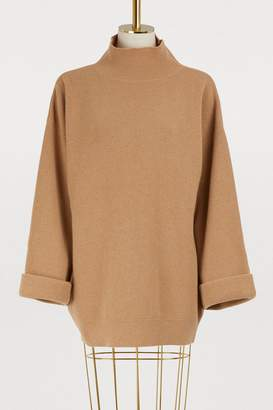 A.P.C. Big cashmere and wool sweater