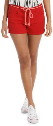 Only Claudia Reg Belt Shorts