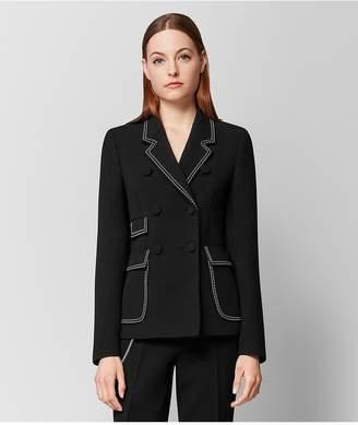 Bottega Veneta Nero Wool Jacket
