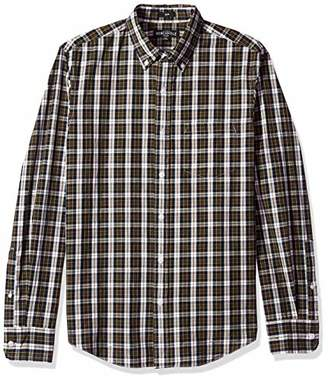 J.Crew Men's Slim-Fit Long-Sleeve Plaid Shirt