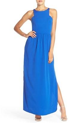 Women's Chelsea28 Cutaway Shoulder Maxi Dress $149 thestylecure.com