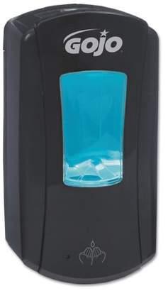 GOJO LTX-12 Touch-Free Dispenser, 1200mL, 5 1/4 x 3 1/3 x 10 1/2, Black/Black